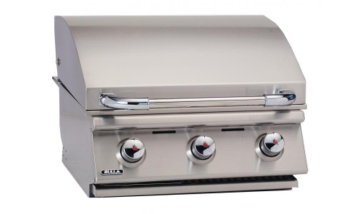 Bull BBQ Griddle Commercial Style Built In Design - LP