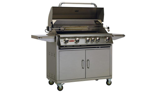 "Bull BBQ 38"" Brahma Cart Bottom Only"