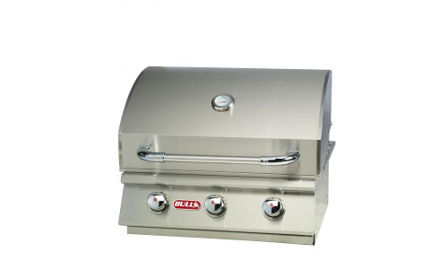 "Bull BBQ 24"" Steer Premium Drop IN Unit, NG"