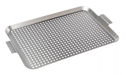 Bull BBQ Stainless Grid with Side Handles / Large