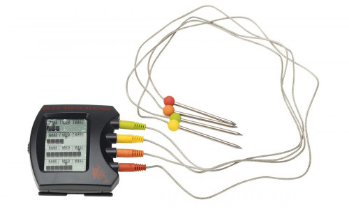 Bull BQ Steak Station Digital Meat Thermometer