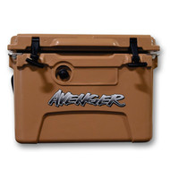Avenger Hero Jr. 20-Quart Cooler - Desert Sand