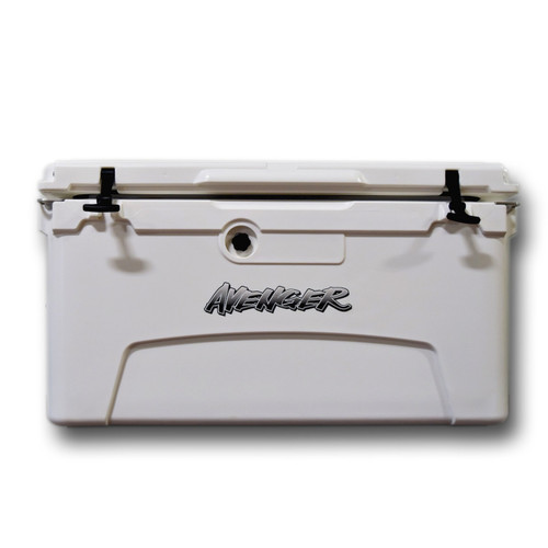 Avenger Hero Extreme 75-Quart Cooler - White (140090)  Front