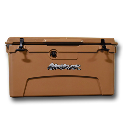 Avenger Hero Extreme 75-Quart Cooler  in Tan
