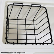 Wire Basket for Avenger Hero Jr. 20-Quart Cooler