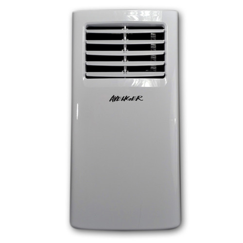 Front of Avenger 8,000 BTU Portable Air Conditioner with Remote Control (130008)