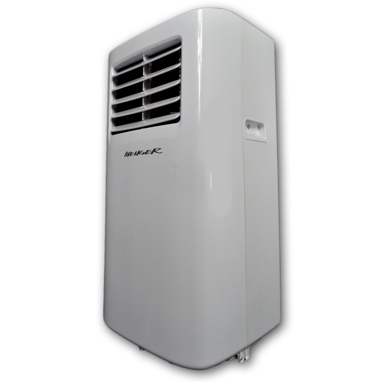 avenger 8000 btu portable air conditioner with remote control jhs a019 08kr - Air Conditioner And Heater