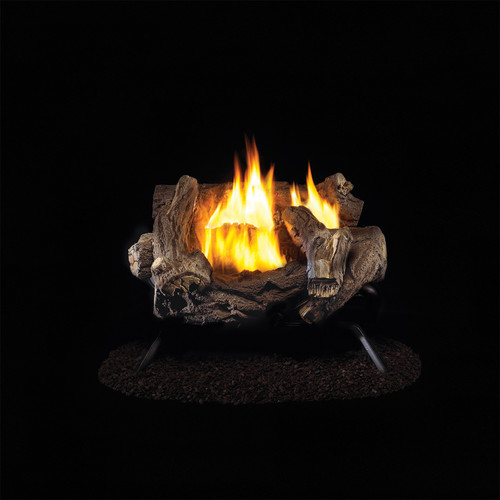 "18"" Ventless Liquid Propane Gas Log Set - 32,000 BTU"