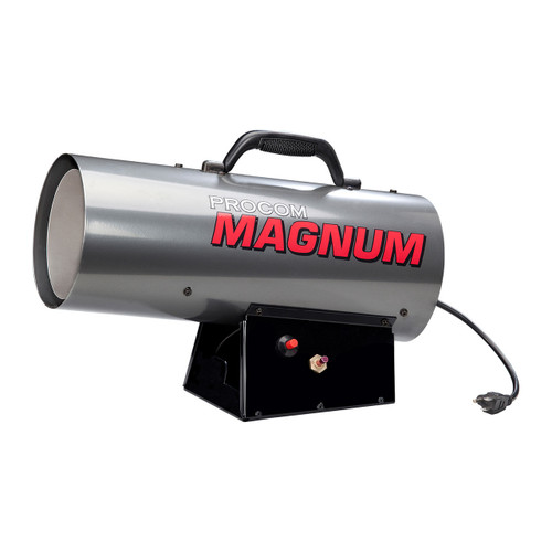 Portable Propane Forced Air Construction Heater - 40,000 BTU