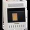 ProCom Liquid Propane Ventless Plaque Heater - 6,000 BTU.