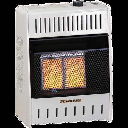 ProCom Infrared Heater - 10,000 BTU, Model MN100HPA