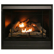 Duluth Forge Dual Fuel Vent Free Fireplace Insert Model FDI32R-A Front