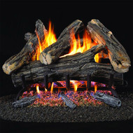 Copy of ProCom Vented Natural Gas Fireplace Log Set - 24 in, 55,000 BTU, Model WAN24N-2