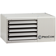 ProCom Vented Garage Heater - 50,000 BTU, T-Stat, Model# GHBVN50-R