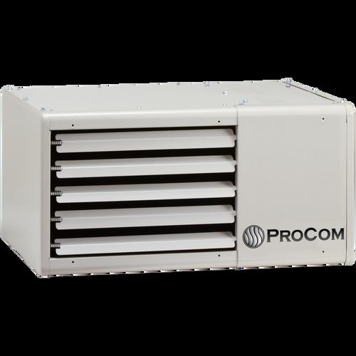 ProCom Vented Garage Heater - 50,000 BTU, T-Stat, Model# GHBVN50-R