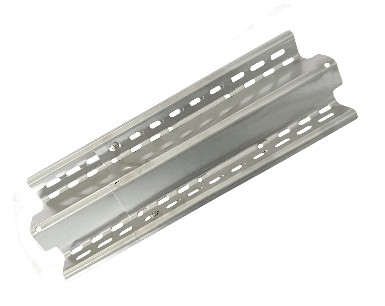 Universal 6 Inch Extra Wide Adjustable Heat Plate Shield