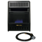 ProCom Reconditioned Liquid Propane Ventless Ice House Heater - 10,000 BTU