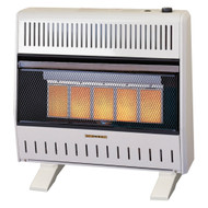 ProCom Heating's Infrared Plaque Vent-Free Gas Space Heaters make supplemental heating fast and easy!