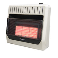 ProCom Recon Dual Fuel Vent Free Infrared Wall Heater, 30K BTU, T-Stat Control - Model# MG3TIR-R