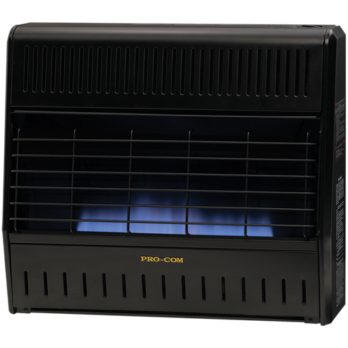 ProCom Dual Fuel Vent Free Garage Heater Model# MD300TGA