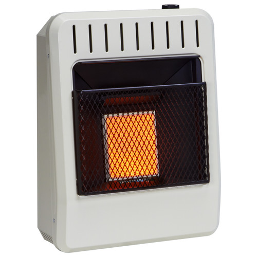 Avenger Recon Dual Fuel Ventless Infrared Heater - 10,000 BTU