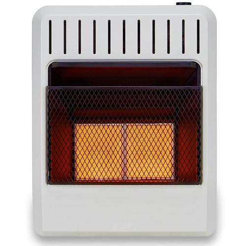 Avenger Dual Recon Fuel Ventless Infrared Heater - 20,000 BTU