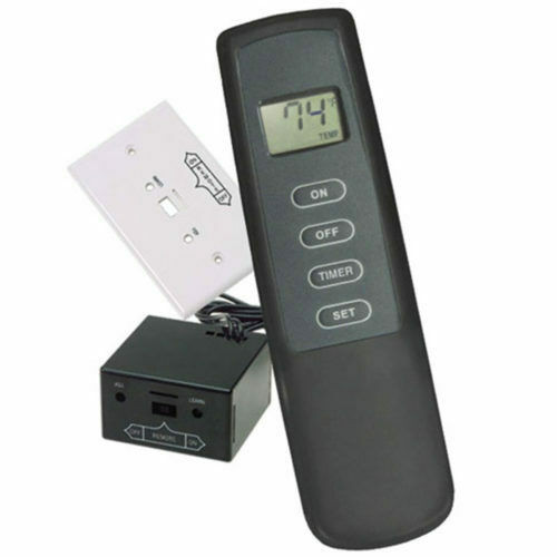 SkyTech Hand-Held Remote with Thermostatic Control and LCD Display (190064)