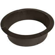 Bluegrass Living 39 Inch Solid Steel Fire Pit Ring - Model# BFPR-33