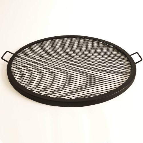 Bluegrass Living 33 Inch X-Marks Fire Pit Cooking Grate.