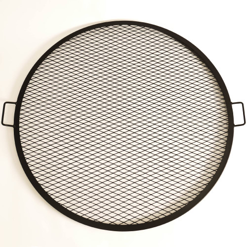 Bluegrass Living 36 Inch X-Marks Fire Pit Cooking Grate.