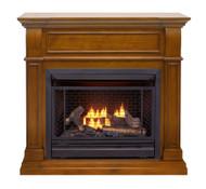 26,000 Maximum BTU heats up to 1,350 square feet of living space.