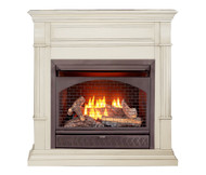 ProCom Vent Free Fireplace System.