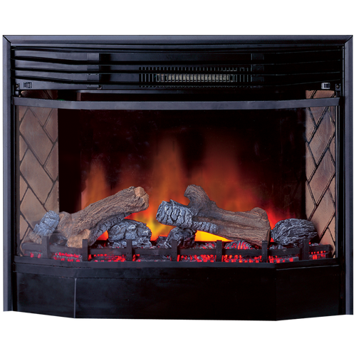 Full Size Electric Fireplace Insert With Remote Control