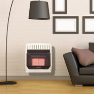 ProCom Heating Propane Gas Vent Free Infrared Gas Space Heater - 18,000 BTU, T-Stat Control - Model# ML2PTG