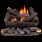 Duluth Forge ReconditionedVent Free Dual Fuel Gas Log Set With Remote Control