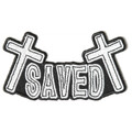 Forever And Always carries Biker Patches;Biker Patches/Christian Biker Patches SAVED