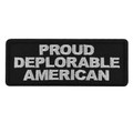 Forever And Always carries Biker Patches;Biker Patches/Veteran - Patriotic Patches;Biker Patches/Funny Biker Patches Proud Deplorable American