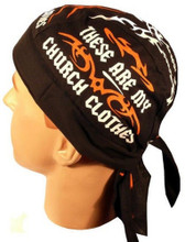 Forever And Always carries Christian Biker Du Rags (Skull Caps, Doo Rags) Church Clothes Skull Cap by Christian Du Rags