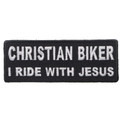 Forever And Always carries Biker Patches Christian Biker