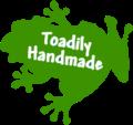 Toadily Handmade Logo