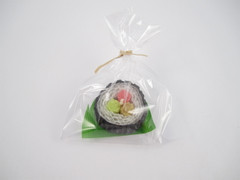 Beeswax Sushi Candle in Cello Bag