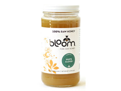 Bloom Raw Honey - White Clover