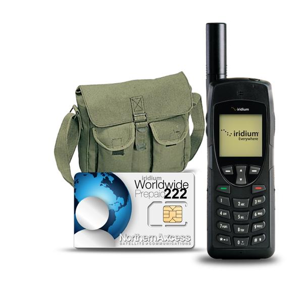 iridium 9555 freedom kit