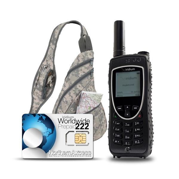 iridium 9575 extreme freedom kit