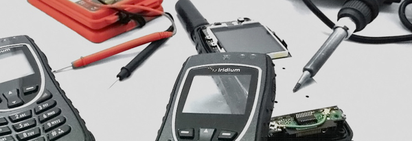 iridium 9575 Extreme and PTT Satellite Phone authorized repair center.jpg