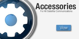Accessories for Satellite phones and satellite internet terminals