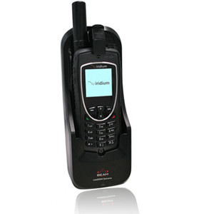Beam Litedock for the Iridium extreme 9575 satellite phone