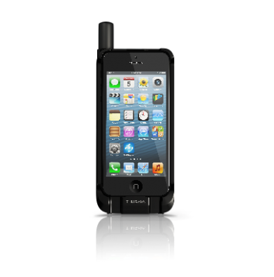 Thuraya Satsleeve for iPhone 5 and iPhone 5S
