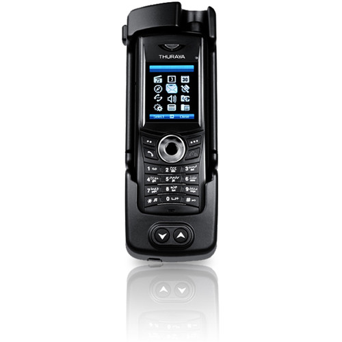 Sattrans-SAT-VDA Vehicular Cradle for Thuraya XT satellite phone