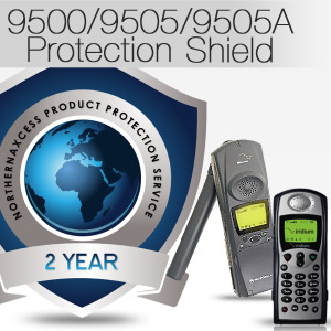 Product Protection Shield Warranty for Iridium 9500, 9505, 9505A SatellitePhones